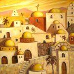 Mosaïque orientale(vendu)