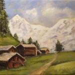 Près de Zermatt