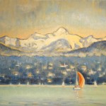 Mont-Blanc depuis Bellevue