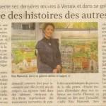 Article La Cote dec.2013