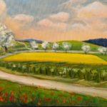 campagne vaudoise en fleurs