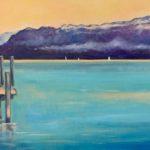 Lac Léman selon Ana